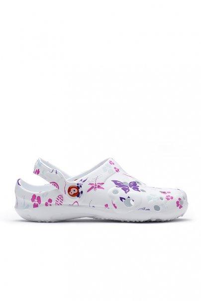 obuwie-medyczne-damskie Obuv Schu'zz Globule Imprimé kvety a motýle