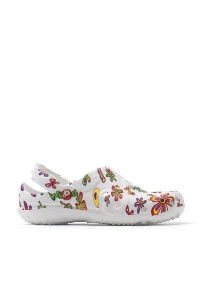 lekarska-obuv-2 Obuv Schu'zz Globule Imprimé farebné kvety