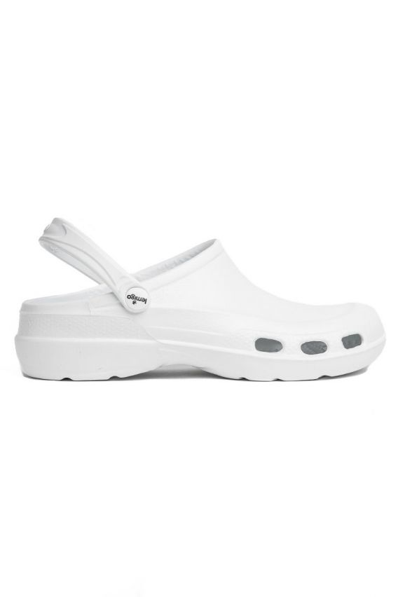obuwie-szpitalne Zdravotnická obuv Comfort Care bílá