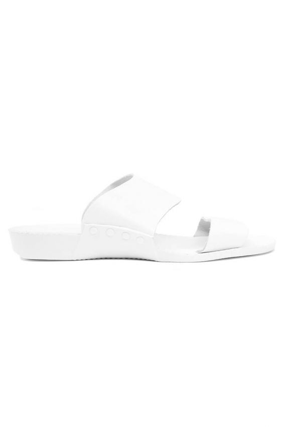 obuwie-medyczne-damskie Lékařská obuv bílá model 01