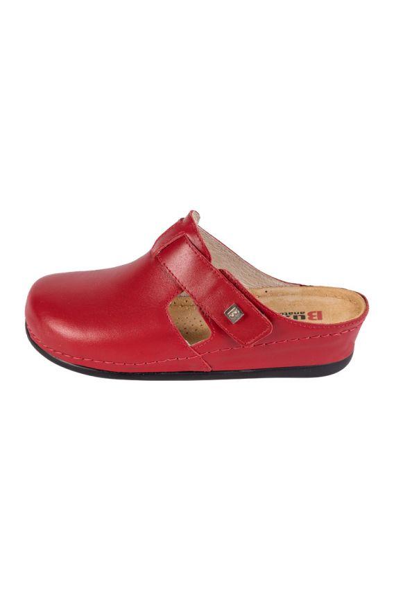 lekarska-obuv-2 Zdravotnická obuv Buxa Anatomic BZ240 červená