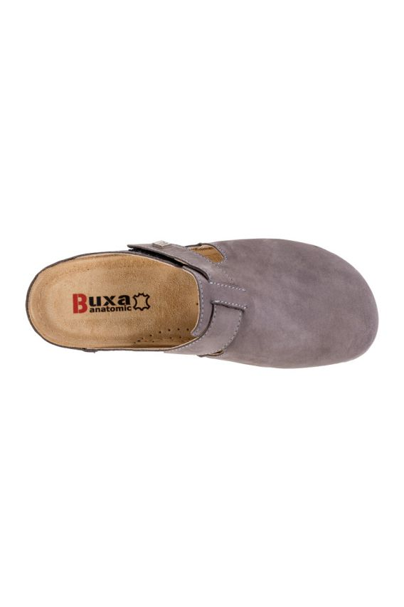 obuwie-medyczne-damskie Zdravotnická obuv Buxa Anatomic BZ240 šedá