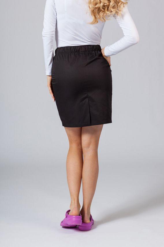 spodnice Krátká zdravotnická sukně Sunrise Uniforms černá