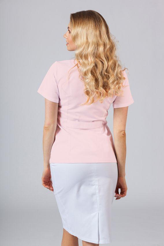 saka-1 Fartuch medyczny Sunrise Uniforms Biały