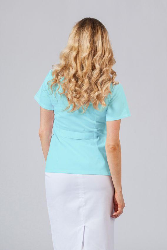zakiety Lékařské sako Sunrise Uniforms aqua