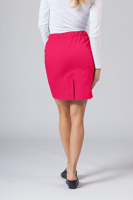 spodnice Krátká zdravotnická sukně Sunrise Uniforms malinová