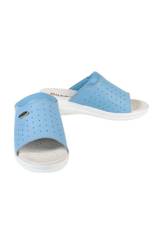 obuwie-medyczne-damskie Zdravotní obuv Buxa model Professional Med30 modrá