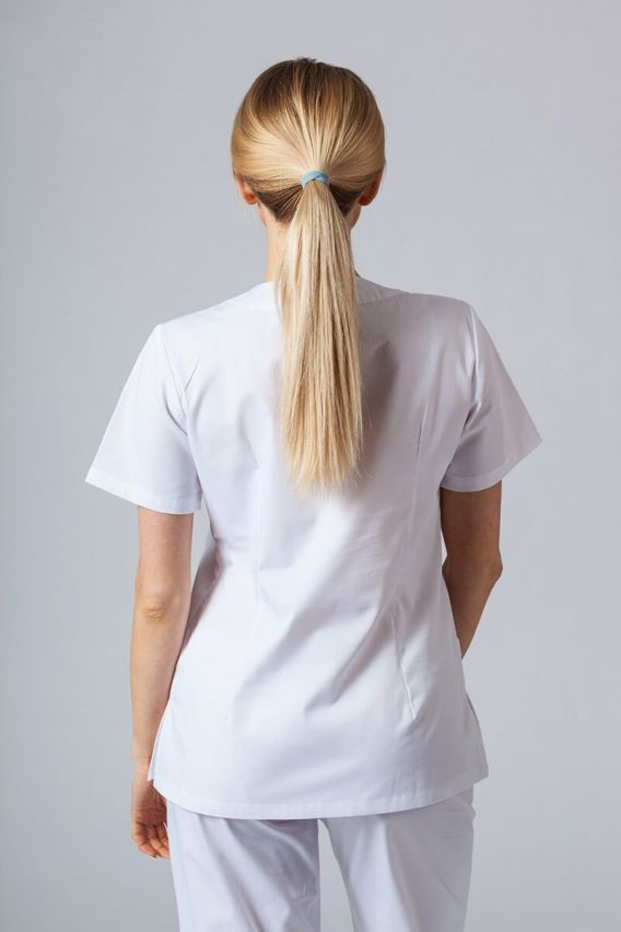 bluzy-medyczne-damskie Lékarská blúzka sunrise uniforms biela