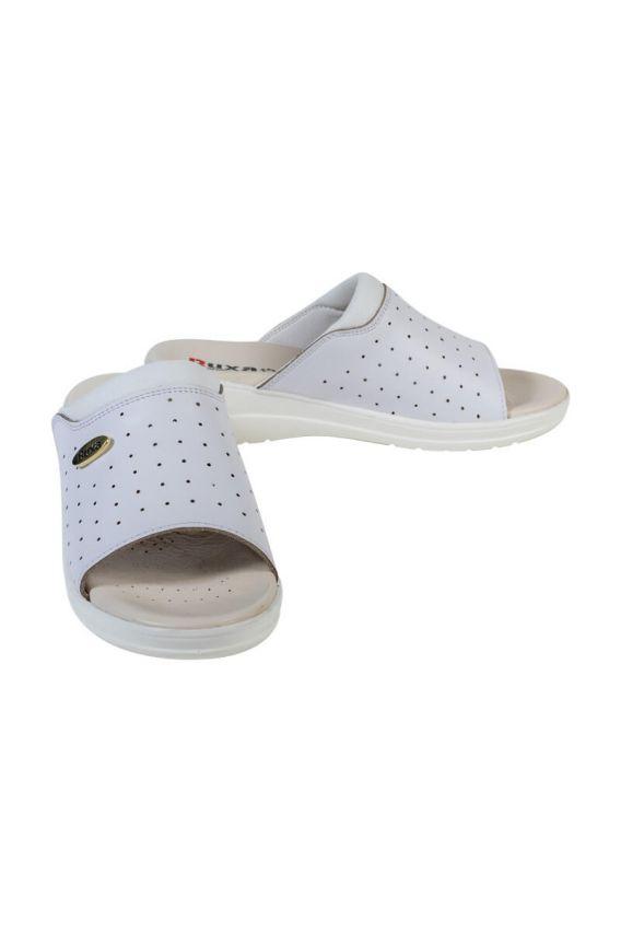 obuwie-medyczne-damskie Zdravotní obuv Buxa model Professional Med30 bílá
