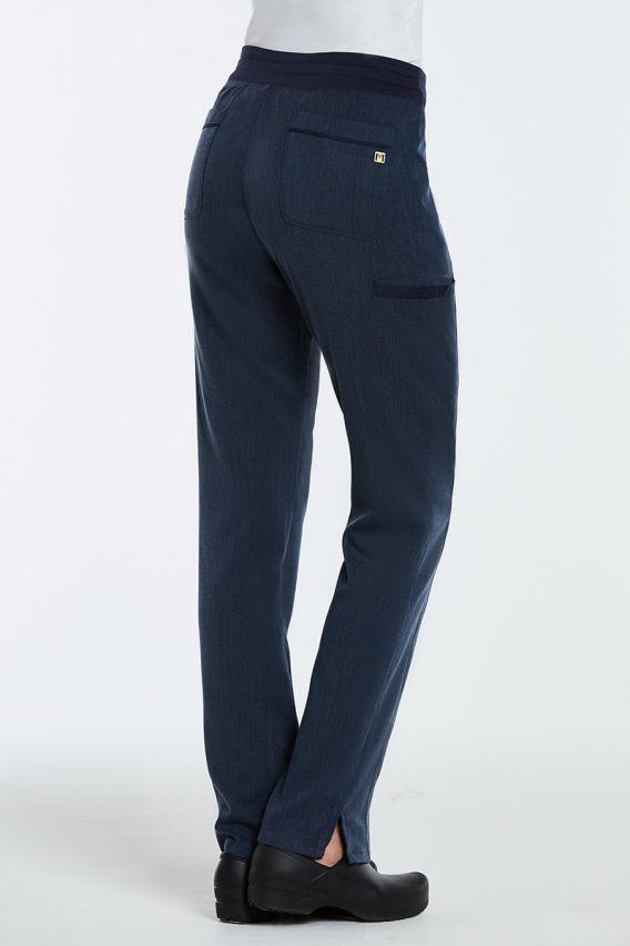 spodnie-medyczne-damskie Lékařské kalhoty Maevn Matrix Pro námořnická modř