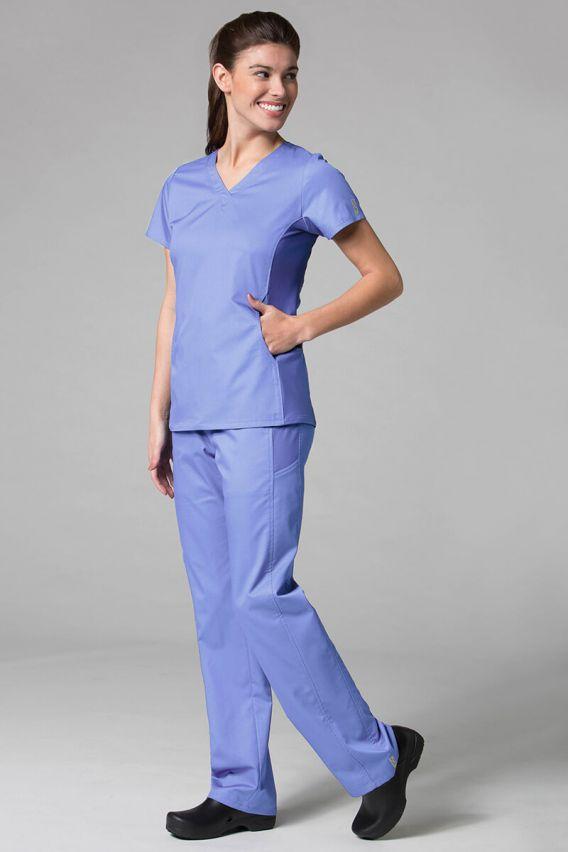 spodnie-medyczne-damskie Lékařské kalhoty Maevn EON Sporti klasicky modré