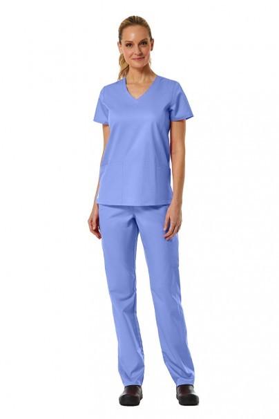 bluzy-2 Lékařská blúzka Maevn EON Classic klasicky modrá