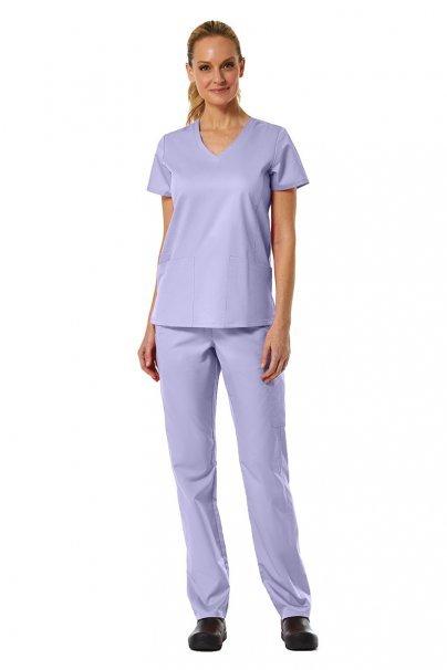 kalhoty-1-1 Lékařské nohavice Maevn EON Classic Yoga levandulové