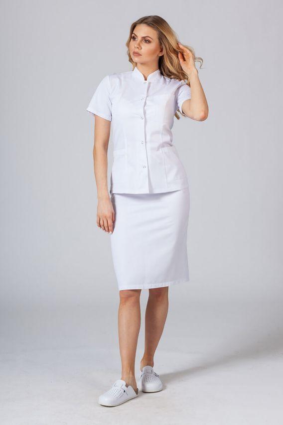 zakiety Lékařské sako 01 Sunrise Uniforms bílé