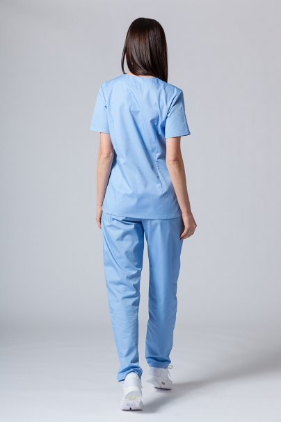 komplety-medyczne-damskie Zdravotnická súprava Sunrise Uniforms modrá