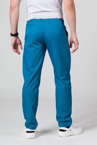 nohavice Univerzální lékarské nohavice Sunrise Uniforms karibské modré