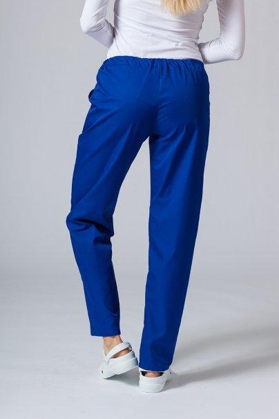 spodnie-medyczne-damskie Univerzální lékarské nohavice Sunrise Uniforms tmavo modré
