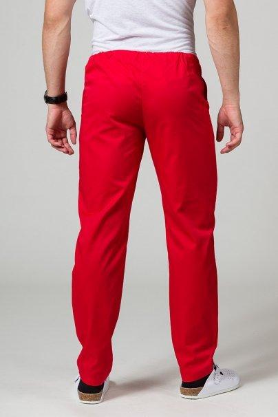 nohavice Univerzální lékarské nohavice Sunrise Uniforms červené