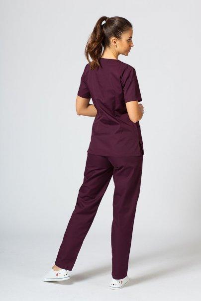soupravy Zdravotnická súprava Sunrise Uniforms burgundová