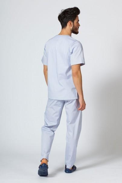 supravy Pánská zdravotnická súprava Sunrise Uniforms světlo šedá