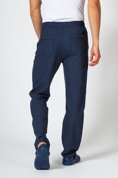 nohavice Pánské nohavice Maevn Matrix Pro Men námornícky modré