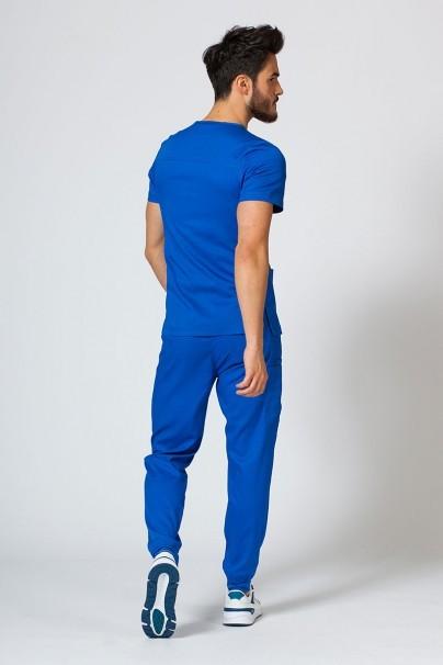 supravy Pánska lekárska súprava Maevn Matrix Men Jogger královsky modrá
