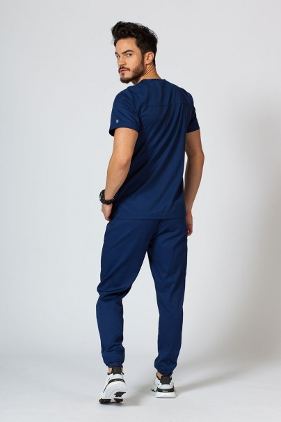 supravy Pánska lekárska súprava Maevn Matrix Men Jogger námornícka modrá