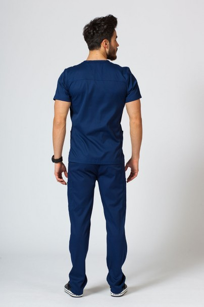 supravy Pánska lekárska súprava Maevn Matrix Men Classic námornícka modrá