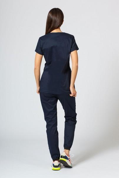 soupravy Zdravotnická súprava Sunrise Uniforms Active námornícky modrá (s blúzkou Kangaroo - elastic)