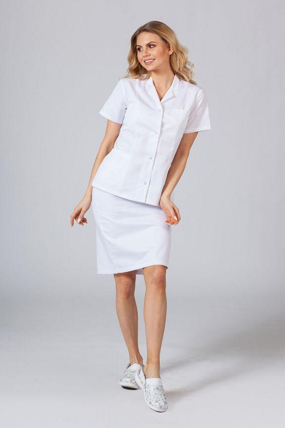 zakiety Lékařské sako 02 Sunrise Uniforms bílé