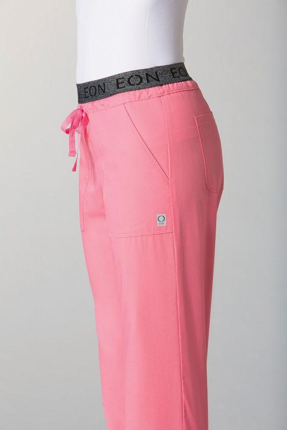spodnie-medyczne-damskie Lékařské kalhoty Maevn EON Style růžové