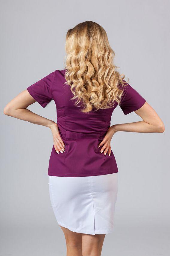 zakiety Lékařské sako Sunrise Uniforms lilkové
