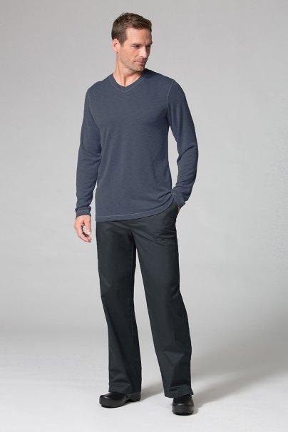 s-kratkym-rukavom Pánske tričko s dlhým rukávom Maevn Modal námornícky modré
