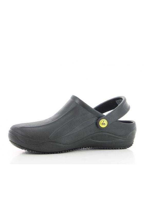 obuwie-medyczne-damskie Lékařská obuv Oxypas Smooth černá