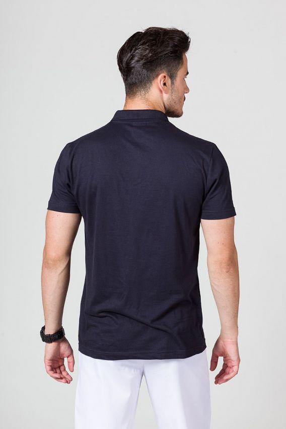 tricka-1-1 Pánské Polo tričko Malfini námornícký modré