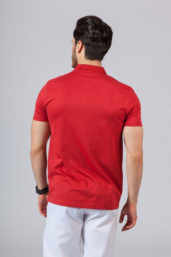 tricka-1-1 Pánské Polo tričko Malfini červené