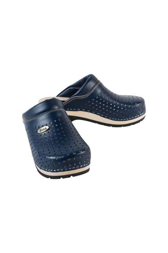 obuwie-medyczne-damskie Zdravotnická obuv Buxa Supercomfort FPU11 námořnická modř