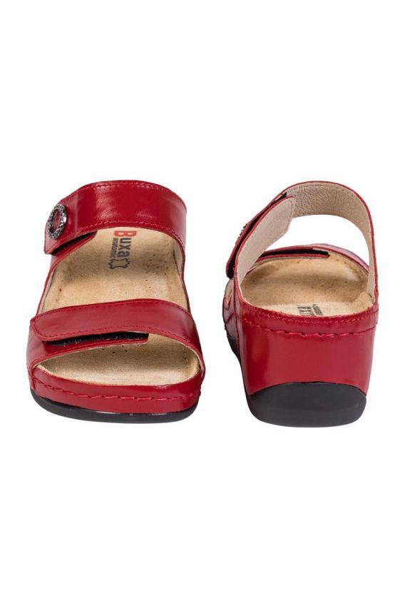 obuwie-medyczne-damskie Zdravotní obuv Buxa Anatomic BZ310 červená