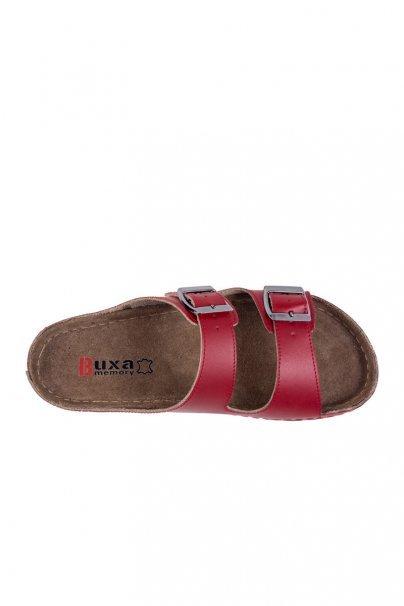 obuwie-medyczne-damskie Zdravotní obuv Buxa model Memory BZ110 červená