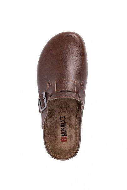 obuwie-medyczne-meskie Zdravotní obuv pro muže Buxa Anatomic BZ420 hnědá