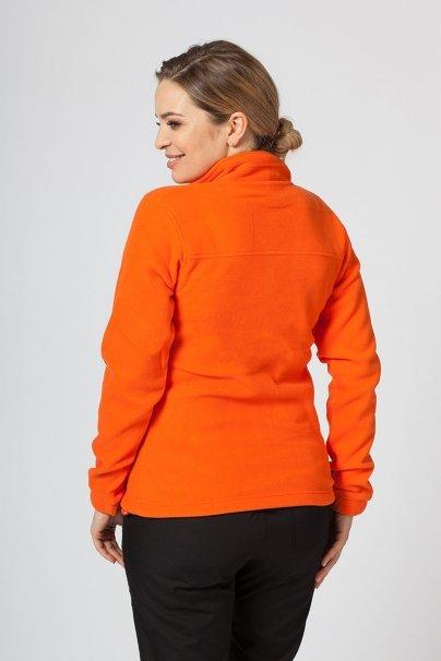 mikiny-2 Dámska flísová mikina Malfini oranžová