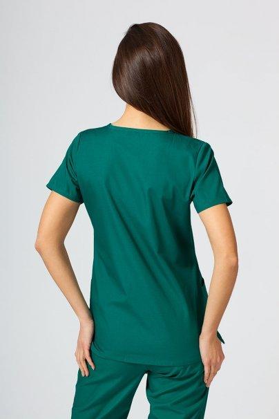 bluzy-medyczne-damskie Lékarská blúzka Maevn Red Panda zelená
