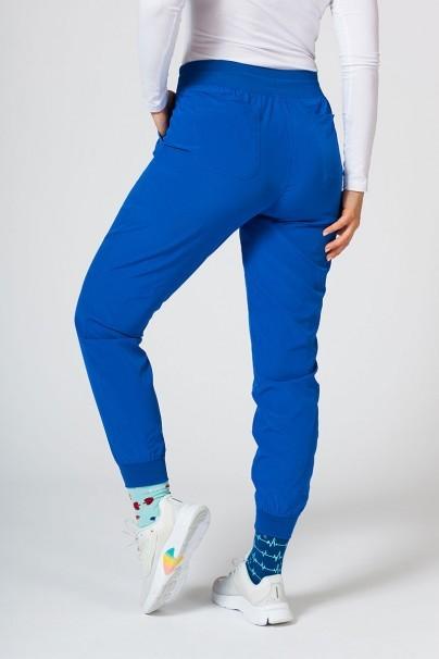 kalhoty-1-1 Dámské nohavice Maevn Matrix Impulse Jogger kráľovské modré