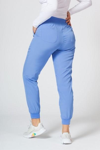 kalhoty-1-1 Dámské nohavice Maevn Matrix Impulse Jogger klasicky modré