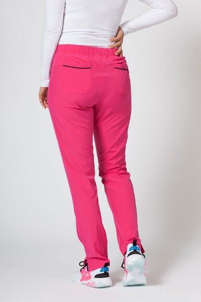 spodnie-medyczne-damskie Dámské nohavice Maevn Matrix Impulse ružové