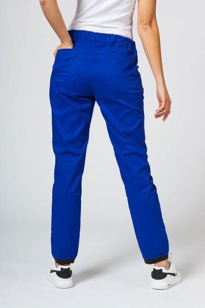 kalhoty-1-1 Lekárske nohavice Sunrise Uniforms Active (elastické), tmavo modré