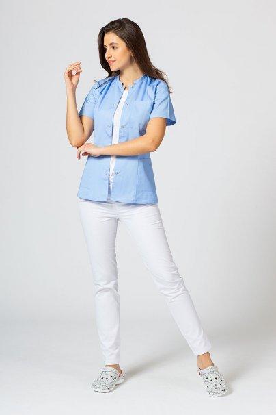 saka-1 Lékařské sako 01 Sunrise Uniforms modré