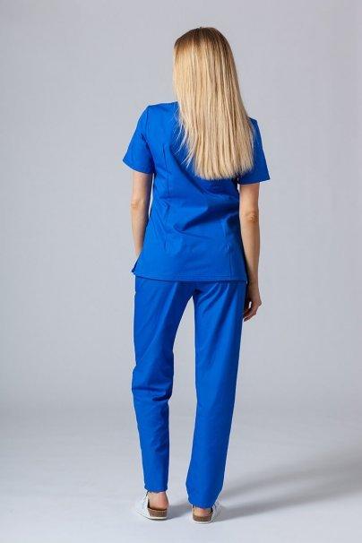 komplety-medyczne-damskie Zdravotnická súprava Sunrise Uniforms královsky modrá