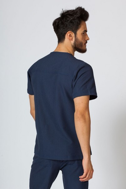 bluzy-1-1 Pánská halena Maevn Matrix Pro Men námořnická modř