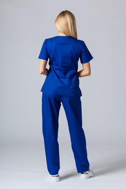 komplety-medyczne-damskie Zdravotnická súprava Sunrise Uniforms tmavo modrá